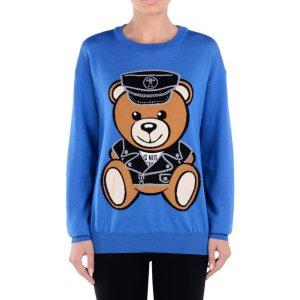 Moschino Women Long Sleeve Sweater