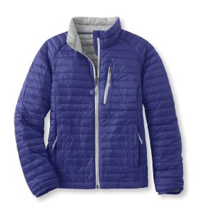 Kids' Girls' Ultralight 650 Down Sweater | Now on sale at L.L.Bean