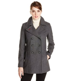 Up to 70% Off Tommy Hilfiger women's Wool Coats & More @ Amazon.com