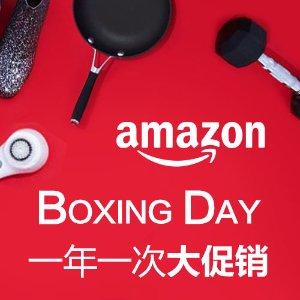 热热热!Boxing Day 抢购开始了,每日更新!Amazon Boxing Day 一年一次大促销!