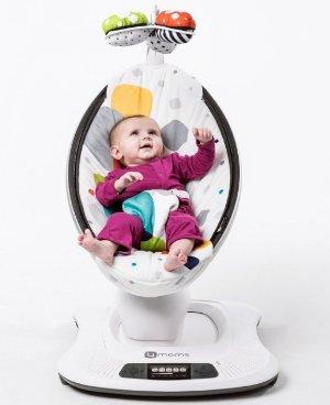 $199.99 4moms  mamaRoo Baby Swing