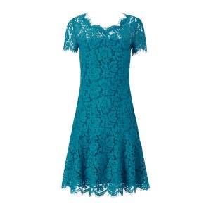 DVF FIFI A-LINE LACE DRESS | Landing Pages by DVF