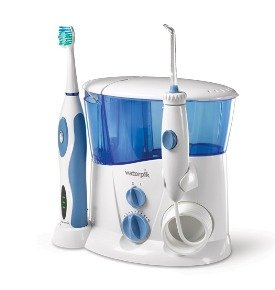 Waterpik Complete Care 声波牙刷洗牙器套装