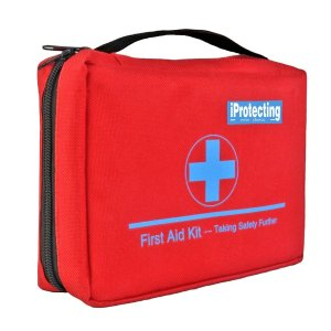 First Aid Kit 102 pcs - Emergency Survival Bag