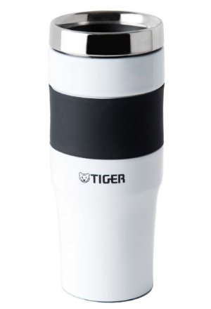 Tiger MCE-A048-A Stainless Steel Vacuum Insulated Travel Mug, 16-Ounce, Blue