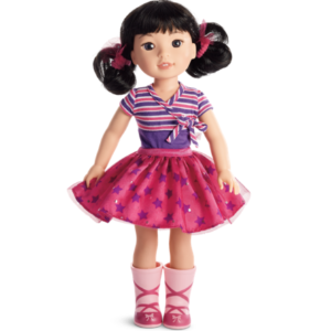 Emerson Doll | WellieWishers | American Girl