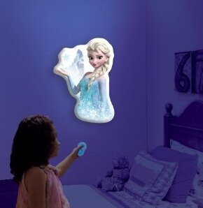 $8.49(reg.$18.00) Uncle Milton - Disney's Frozen Wall Friends Elsa