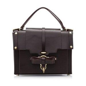 Niels Peeraer Bow Buckle Bag M