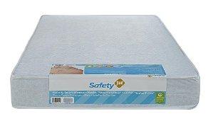 Safety 1st Heavenly Dreams Stars a Plenty Baby Mattress, Light Blue