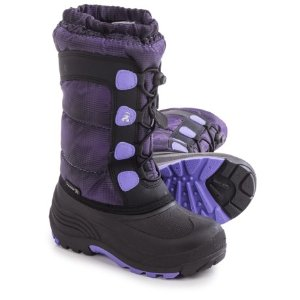 Kamik Moonracer Snow Boots (For Toddlers) - Save 53%