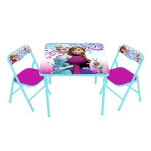 2016 Black Friday! $21.24 Kid Character Table and Chairs