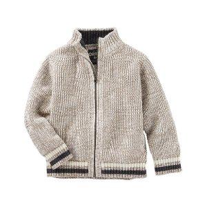 Kid Boy Ski Lodge Sweater | OshKosh.com