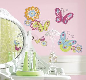 As Low as $11.2 Peel & Stick Wall Decals Sale@ Bon-Ton
