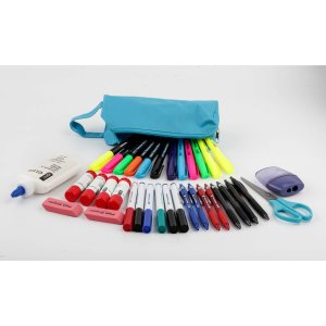 $5.48 Casemate School Supplies Kit, 3rd-5th Grade, 36 Piece Set