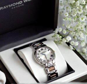 Raymond Weil Women's Jasmine Watch Dealmoon Exclusive!