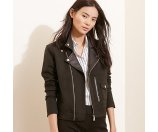 Stretch Cotton Moto Jacket - Jackets � Jackets & Vests - RalphLauren.com