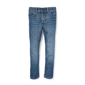 Boys Basic Skinny Jeans - Carbon Wash   The Children's Place