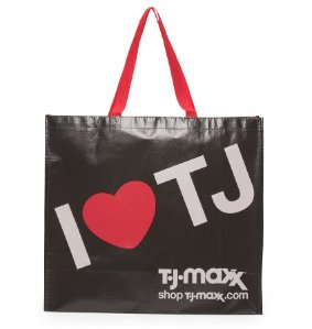 Free Reusable Bag With Any Purchase @ TJ Maxx