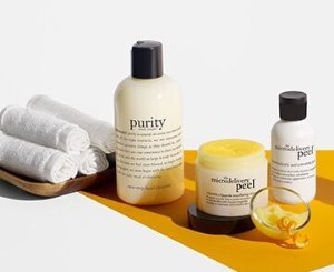 25% Off Select Items @ philosophy