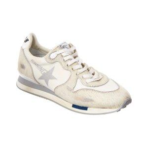 Golden Goose Golden Goose Women's Running Haircalf Sneaker (403317601) | Bluefly