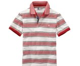 MEN'S MILLERS RIVER SLIM FIT STRIPED POLO SHIRT