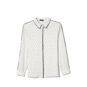 Vince Camuto Pindot Blouse