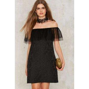 Oh My Love Moltikia Mini Dress