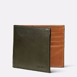 Mitchell Leather International Wallet - JackSpade