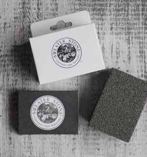 $5.96 Dritz Sweater Stone Clothing Care