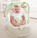 $26.44 Ingenuity Cradling Bouncer Sunny Snuggles