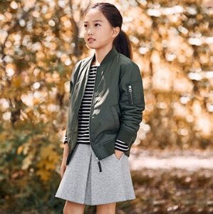 From $1 + Up to Extra $50 OffSingles Day Children's Wear Sale @ Uniqlo Dealmoon Exclusive