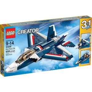 LEGO Creator Blue Power Jet 31039 by LEGO Systems Inc. | 673419229852 | Item | Barnes & Noble®