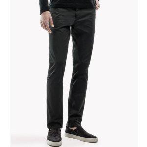 Cotton Five-Pocket Pant
