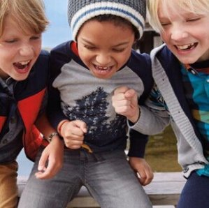 50% Off + Free Shipping Fall Favorites Sale @ Gymboree