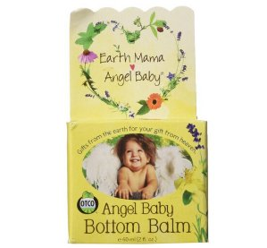 $8.22(reg.$15.88) Earth Mama Angel Baby Bottom Balm, Natural Diaper Cream 2 fl. oz