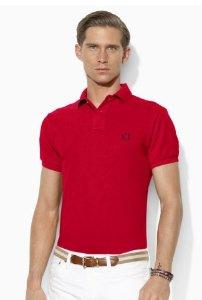 Up to 65% Off + Extra 30% Off Men's Polo Shirt @ Ralph Lauren
