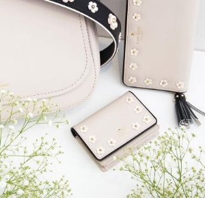 From $33Small Wallets Sale @ kate spade new york