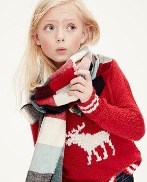 40% Off + Free Shipping Entire Store @ abercrombie kids