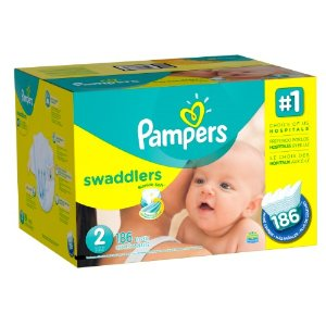 Pampers Swaddlers Diapers, Economy Pack Plus | Jet.com