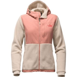 The North Face Denali 2 Hooded Fleece Jacket - Women's | Backcountry.com