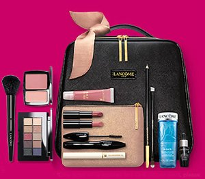 10% Off + 3-Pc Gift with Lancome Purchase @ Bon-Ton