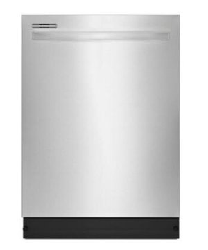 $299 24 in. Top Control Dishwasher in Stainless Steel