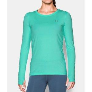 UA HeatGear® Armour Women's Long Sleeve Shirt