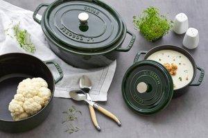 Extra 25% Off Staub Cookwares on Sale @ macys.com