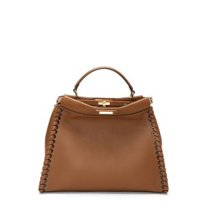 Women's Handbags - Bags | Order Now at LN-CC - Peekaboo Large Whipstitched Handbag