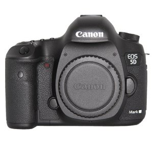 $1799Canon EOS 5D Mark III DSLR Camera Body Only