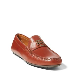Harland Vachetta Driver - Casual Shoes � Shoes - RalphLauren.com