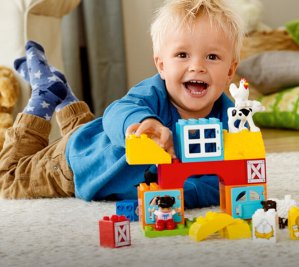 as low as $7.79LEGO DUPLO Building Sets