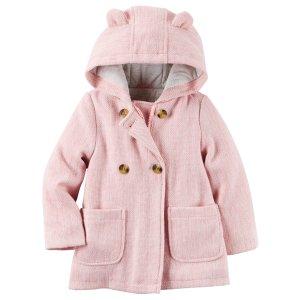 Toddler Girl Peacoat | Carters.com