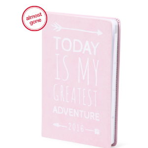 2016 Greatest Adventure Agenda